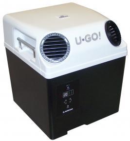 u go the portable air conditioner for your vehicle 12v. Black Bedroom Furniture Sets. Home Design Ideas
